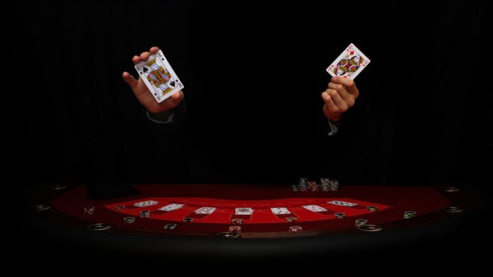 Using Online Gambling Game