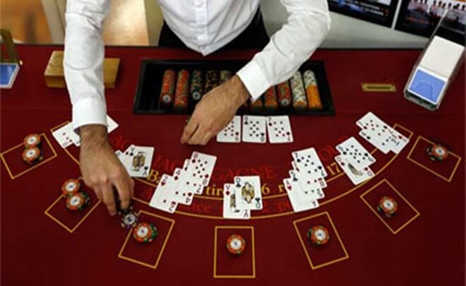Key To Online Casino Is Exposed