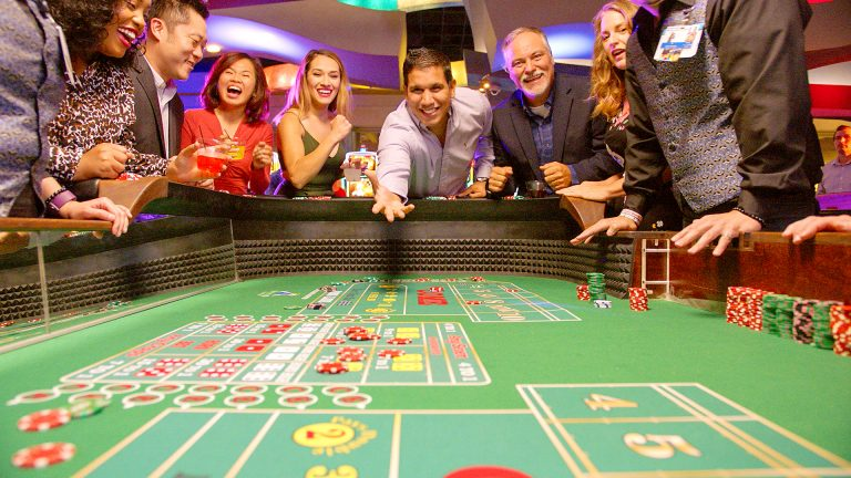 Methods To Grasp Online Casino Without Breaking A Sweat