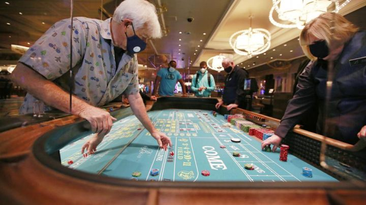 The True Story About Online Casino